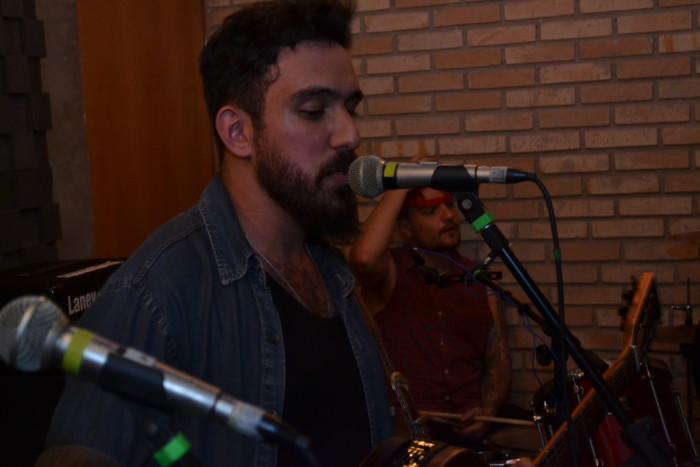 Novo vocalista (Foto: Divulgação)