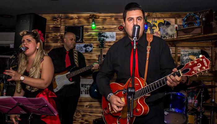 Cherry Bomb — com Josy Cats Moreira e Billy Joe Rocker