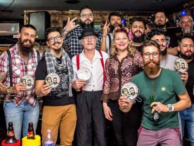 Beard And Moustache Championship