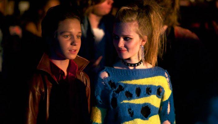 Shay e Sandrine