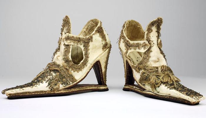 Sapato antigo
