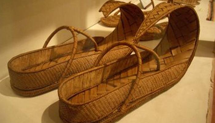 sandálias egipcias
