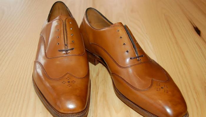 Sapato Eduardiano