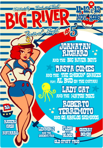 Big River Festival (Frente) - Flyer Web