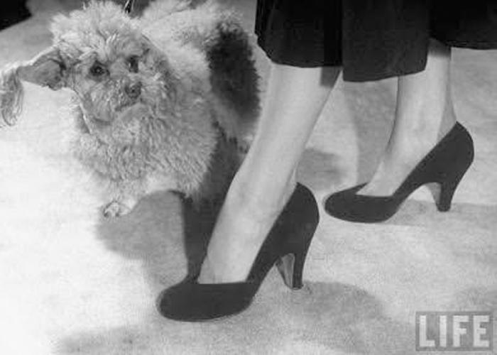 Sapato anos 30
