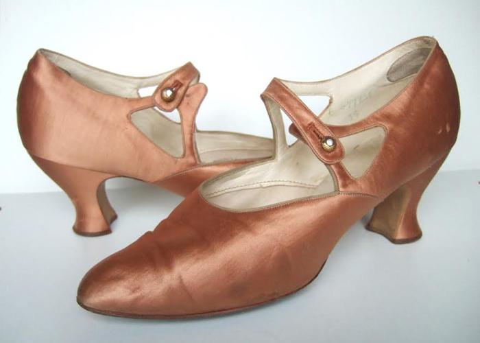 Sapato anos 20