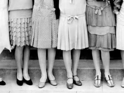 Sapatos anos 20