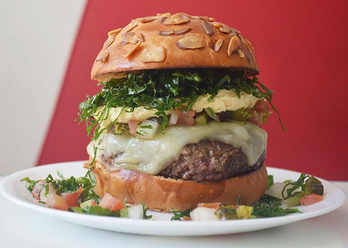 Burger 1001 Noites (Foto: Divulgação)
