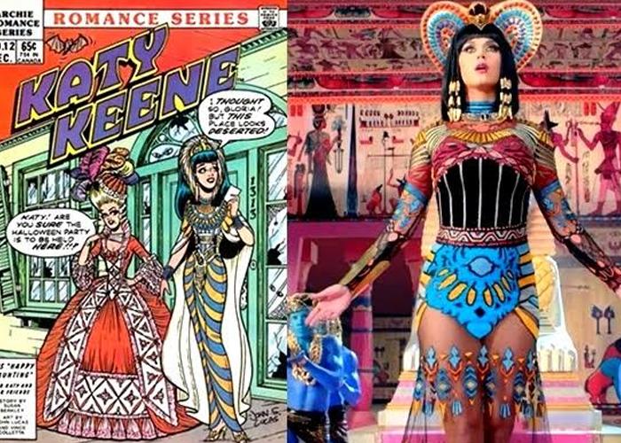 Kate Rainha do Egito
