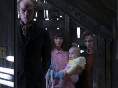 Conde Olaf e os irmãos Baudelaire