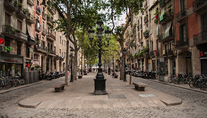 Bairro Gótico Barcelona