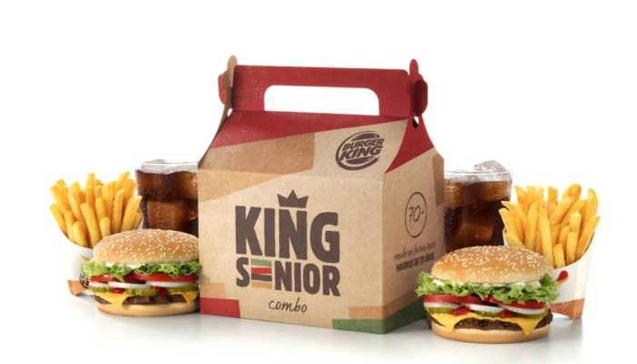 King Senior