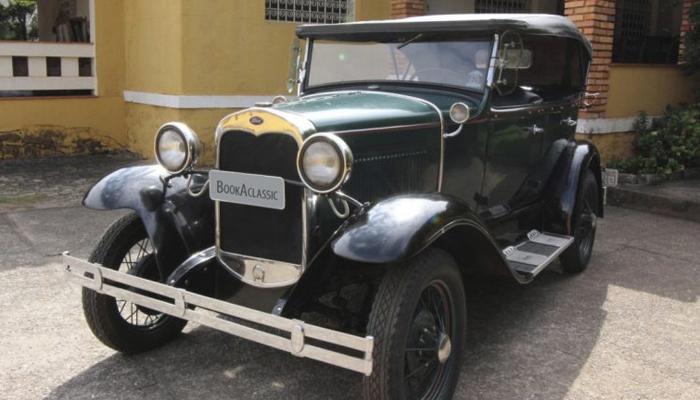 Ford Phaetom Modelo
