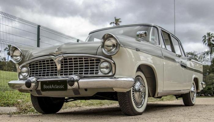 Simca Chambord 1963