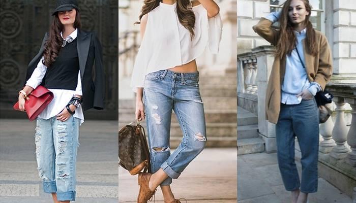 Calças jeans anos 90