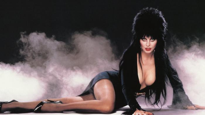 Uma das fotos mais famosas de Elvira (Foto: Reprodução)