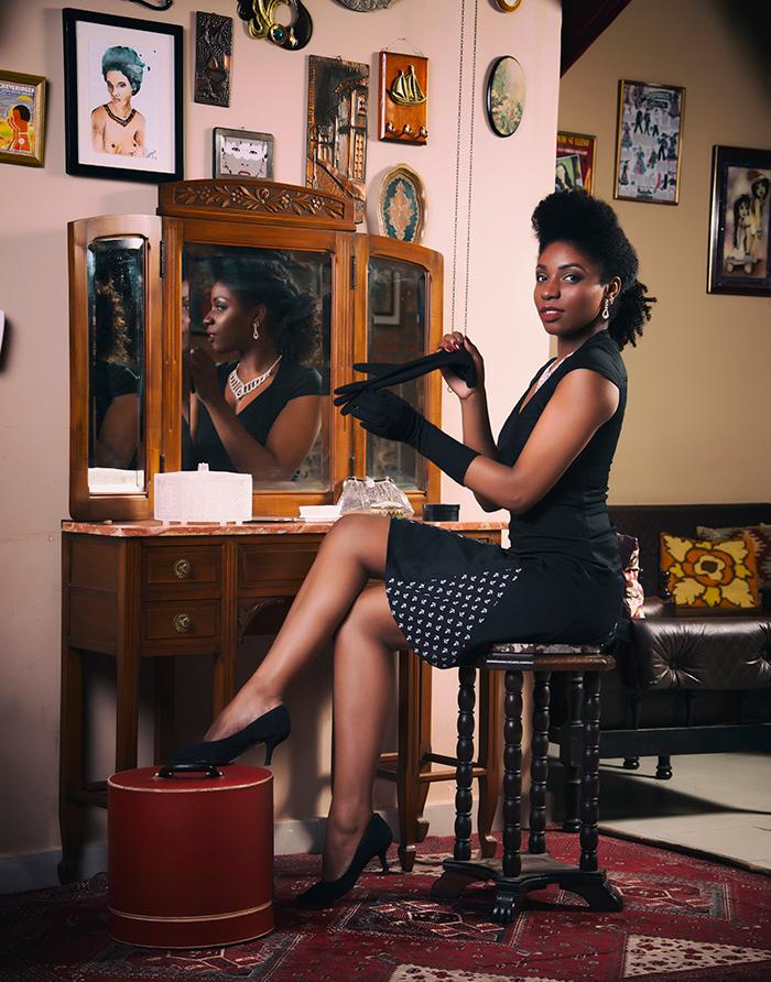 Nanne Ahadi, Pin-Up de novembro (Foto: Marcello Garcia)