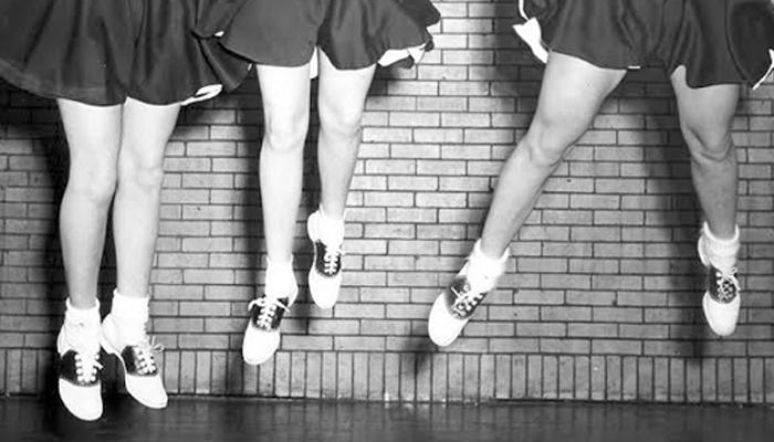 Oxford anos 50 feminino
