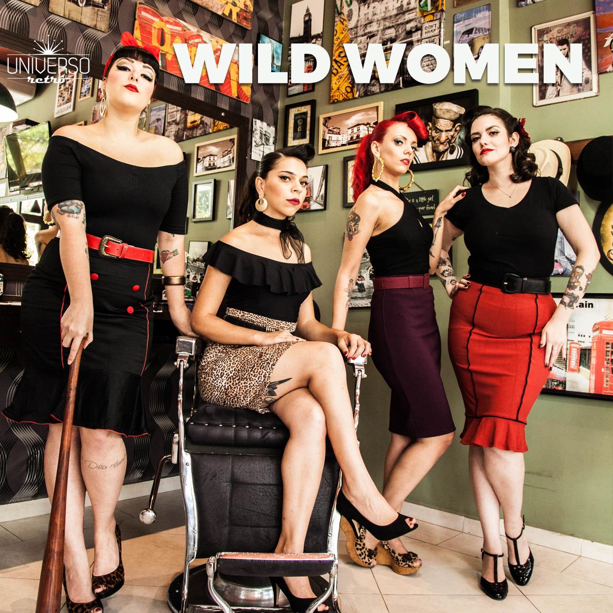 Playlist Spotify Wild Women