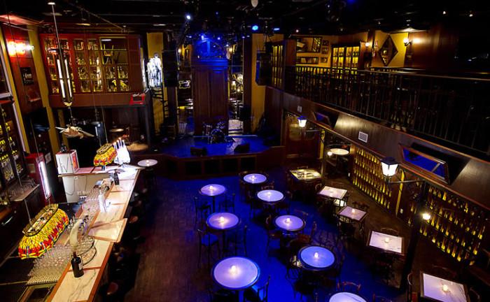 Bar Charles Edward (Foto: Reprodução)