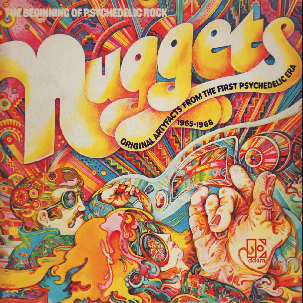 A capa do primeiro Nuggets