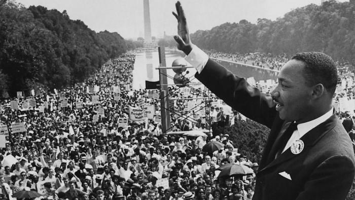Martin Luther King (Foto: Reprodução)
