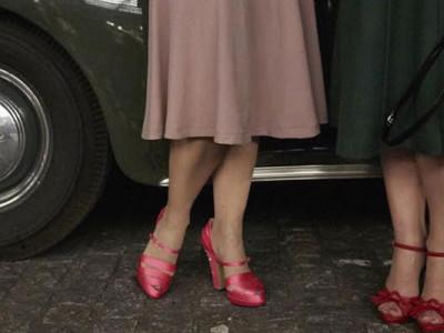 Sapatos anos 40