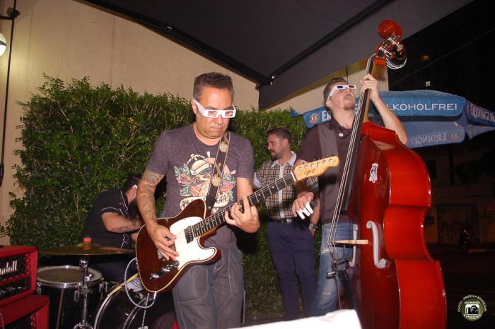 Banda RockTrash (Foto: Diorandi Nagao)