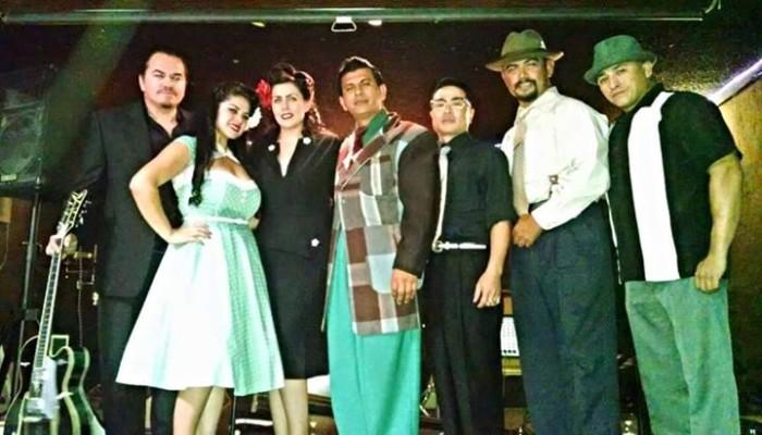 Pachuco Jose y Los Diamantes