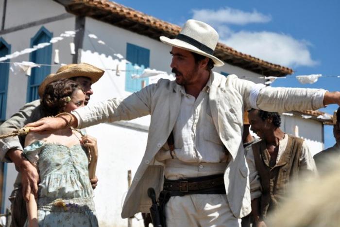 """""""A Hora e a Vez"""" de Augusto Matraga foi o grande premiado na edição de estreia do festival (Foto: Reprodução)"""