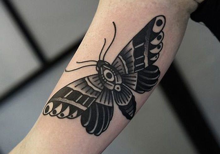 Philip Yarnell, tatuador de Reino Unido -