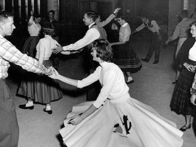 Dança anos 50