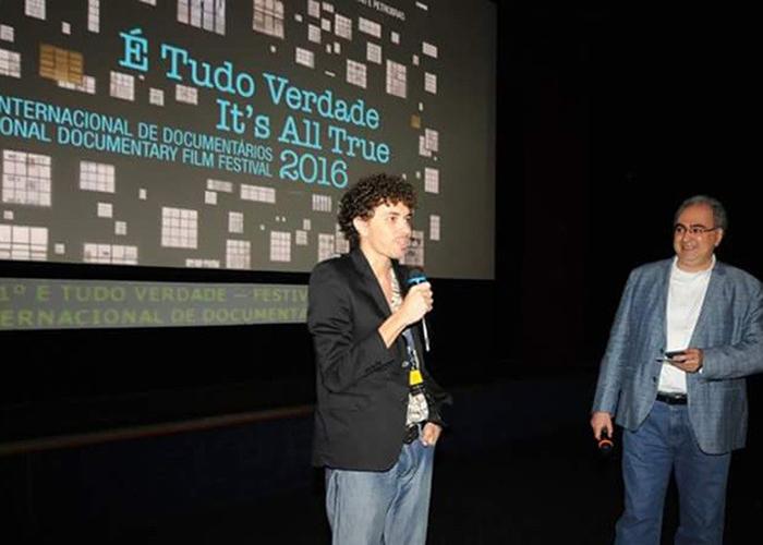 Festival Internacional de Documentário É Tudo Verdade de 2016 (Foto: Reprodução)
