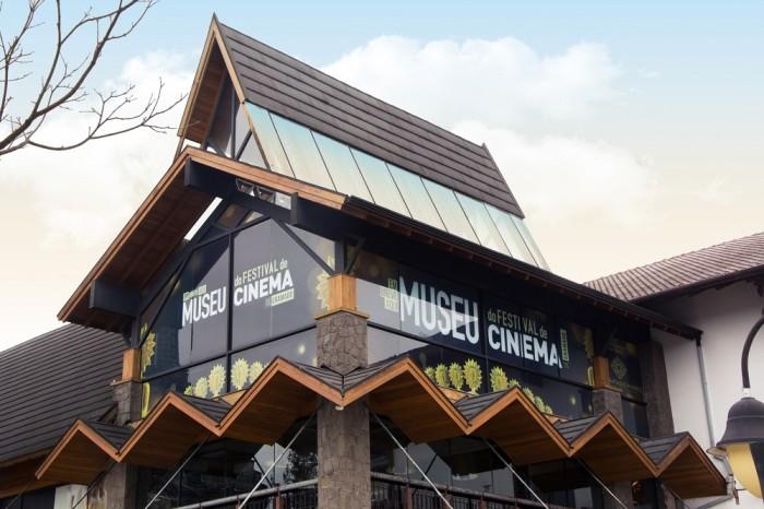 Museu do Festival de Cinema de Gramado (Foto: Reprodução)