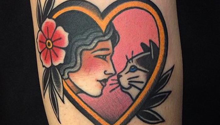 Old School Tatuagem
