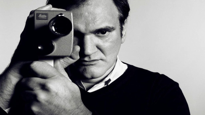 Quentin Tarantino foi um dos cineastas que a mostra recebeu nesses 40 anos (Foto: Reprodução)