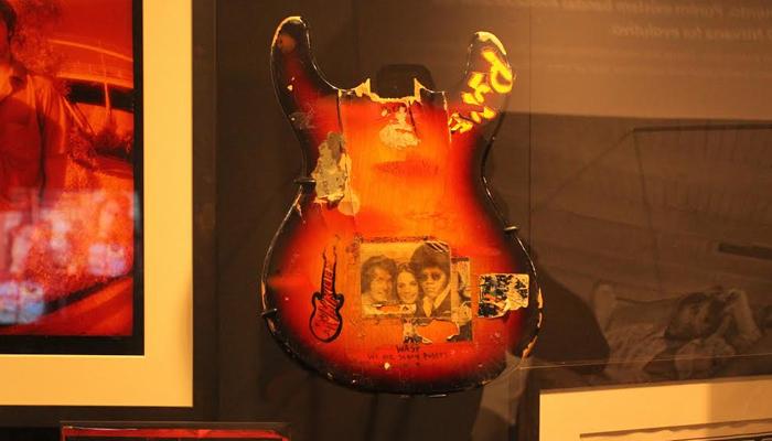 Guitarra Kurt Cobain