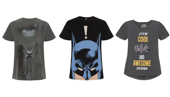 Camisetas Super-Herói da C&A