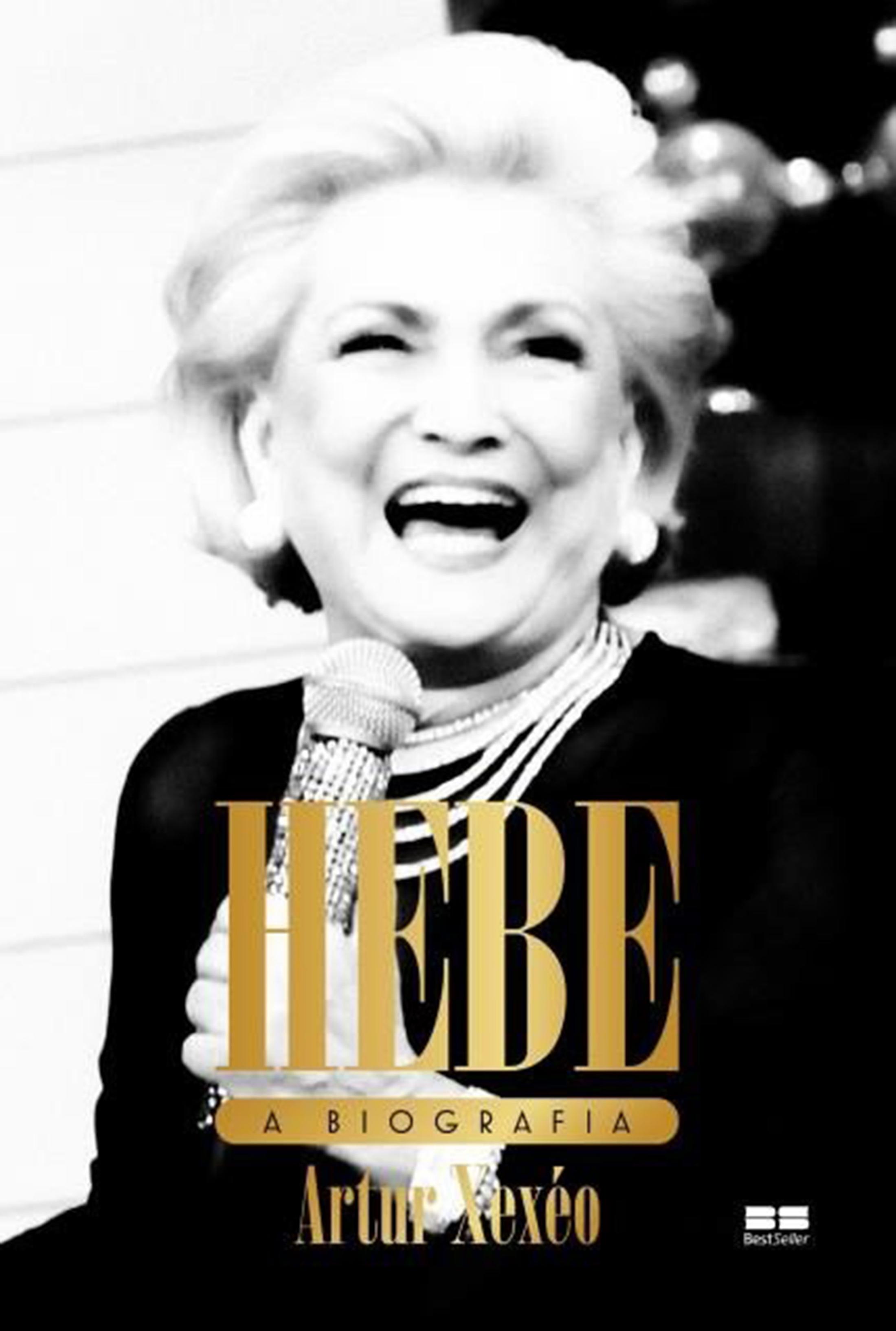 Livro de Hebe Camargo