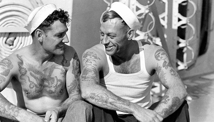 Marinheiros Tatuados
