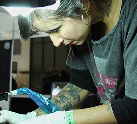 Tattoo Week 2016