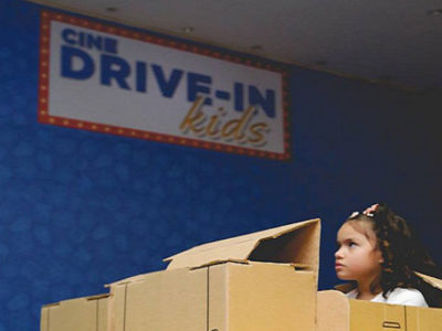 Cine Drive-In Kids