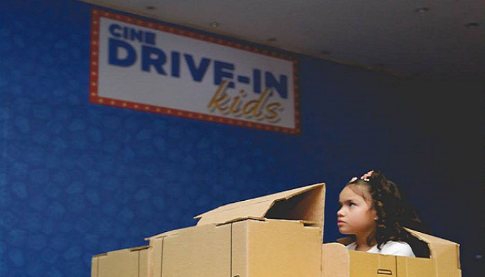 Cine Drive-In Kids
