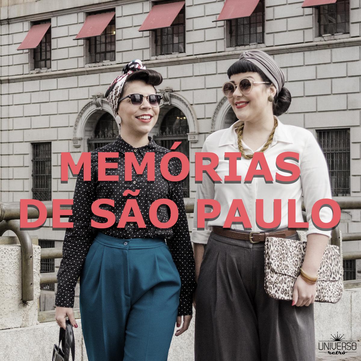 Playlist Spotify Memórias de São Paulo