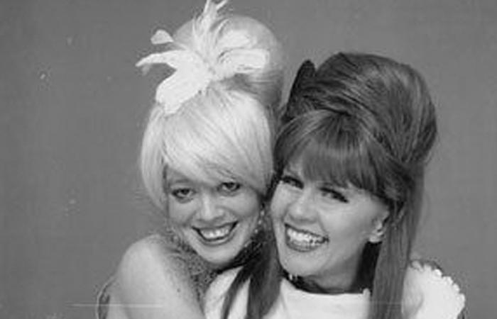 Kate Pierson e Cindy Wilson