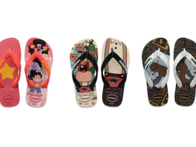 Havaianas Cartoon Network