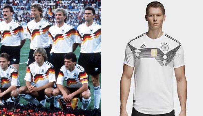 Camisas da Alemanha