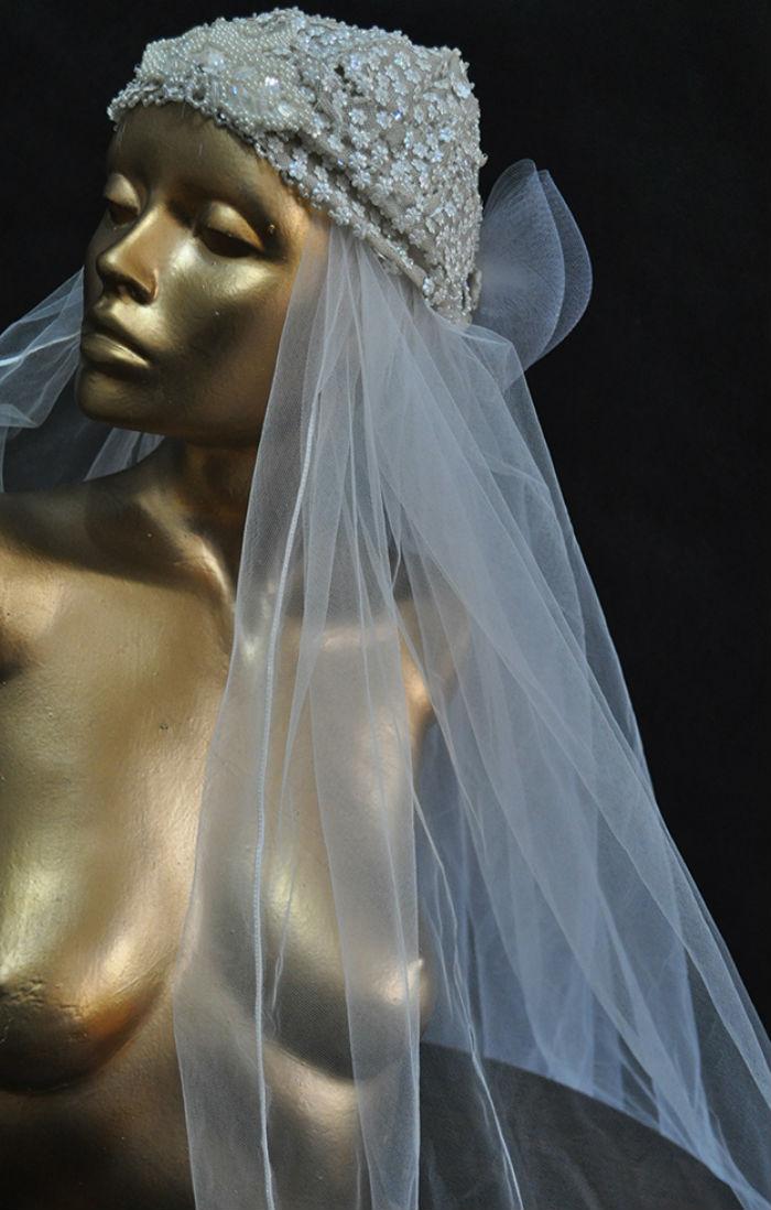 Véu Noiva Vintage
