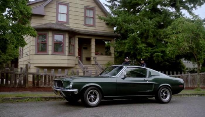 Ford Mustang Alcatraz