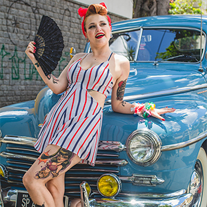 Pin-Up Miss Hot Candy